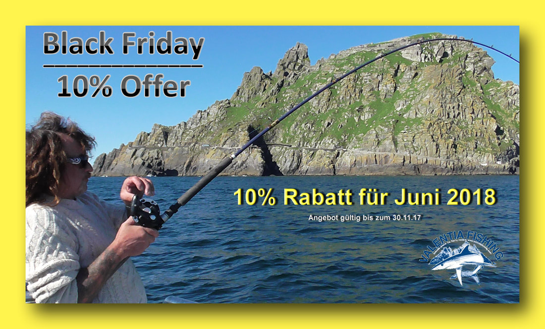 Black Friday Offer Valentia Fishing